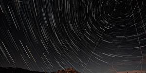 Becco di filadonna  e Stelle star trail