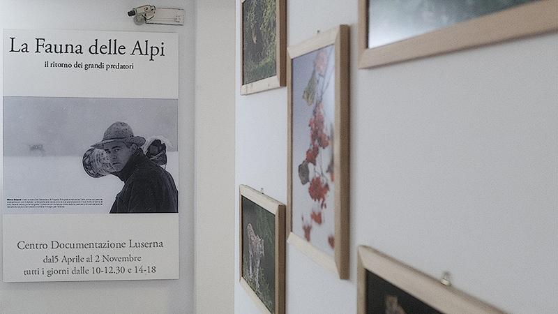 Mostra  Centro Documentazione Luserna (Tn)